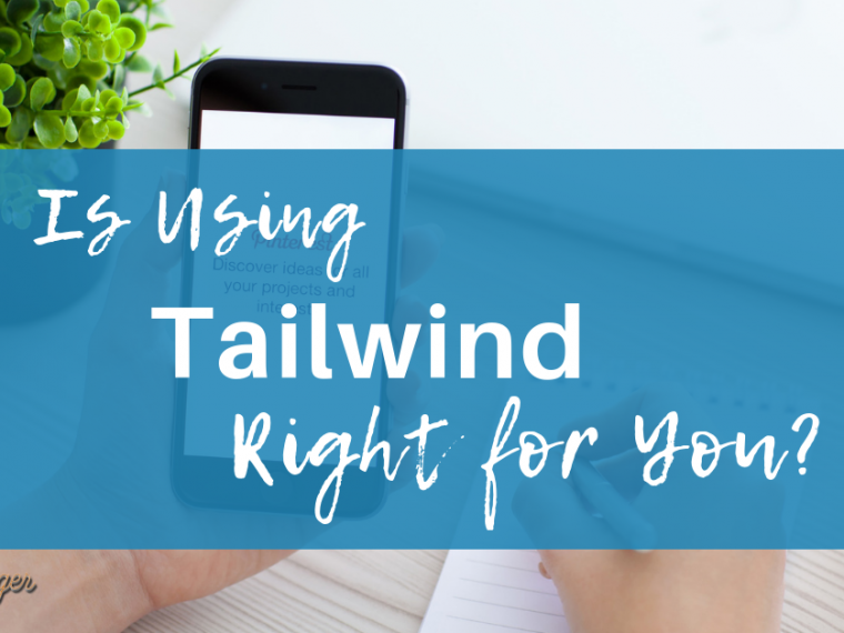 Is Using Tailwind Right for You?
