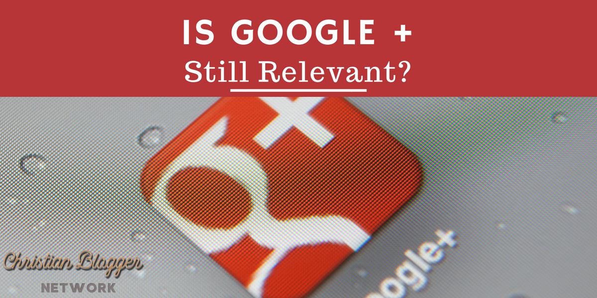 is google + relevant (1)