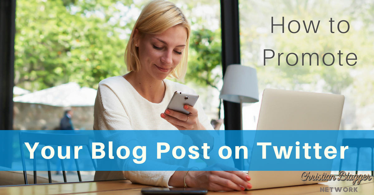 How to Promote Your Blog Post on Twitter 2